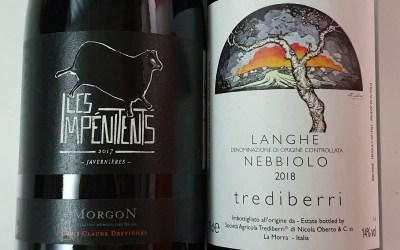 Desvignes and Trediberri – from England, with love