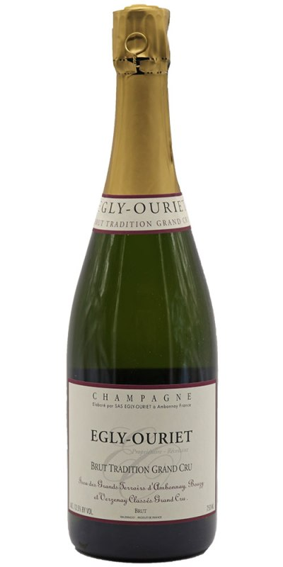 Egly-Ouriet Grand Cru Brut Tradition (Base 12. Disg. July 2017)