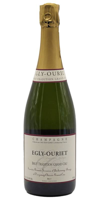 Egly-Ouriet Grand Cru Brut Tradtion NV (Base 12. Disg. October 2017)