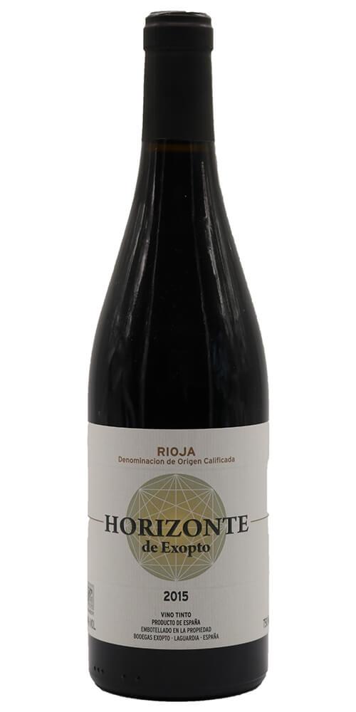 Bodegas Exopto Rioja Horizonte de Exopto 2015
