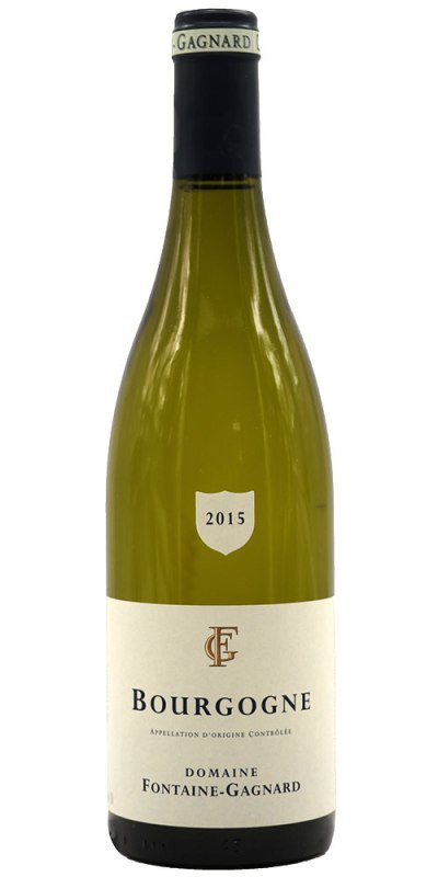 Fontaine Gagnard Bourgogne Blanc 2015