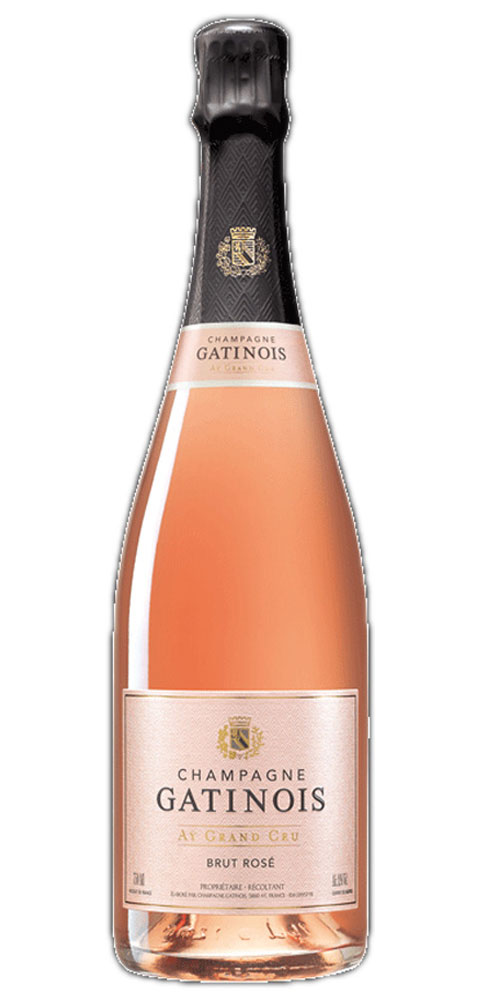 Gatinois Rosé Brut NV Grand Cru