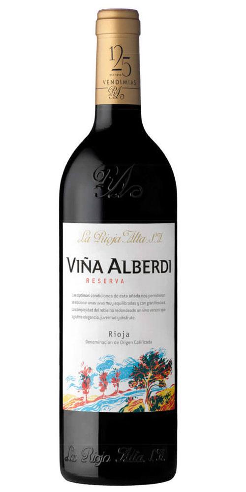 La Rioja Alta Vina Alberdi Reserva 2014