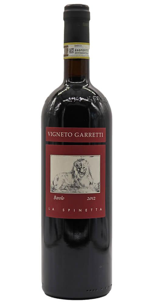 La Spinetta Barolo Garretti 2012