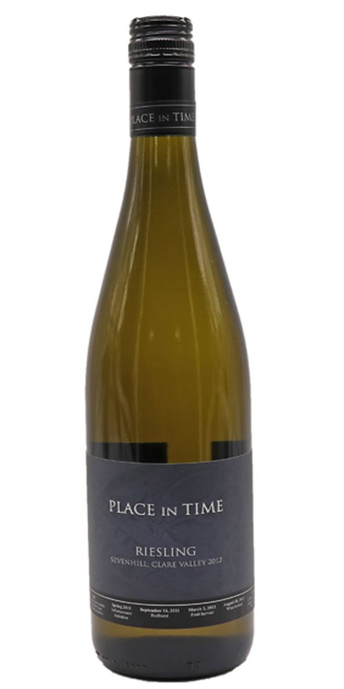 Naked Run 'A Place in Time' Riesling 2012