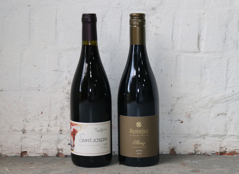 What's the difference between Syrah and Shiraz?