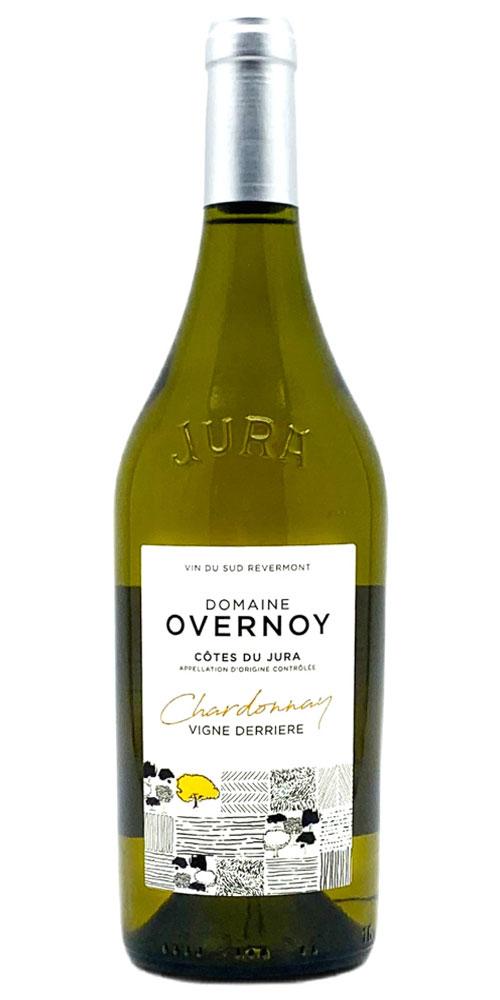 domaine overnoy chardonnay vigne derriere 2018