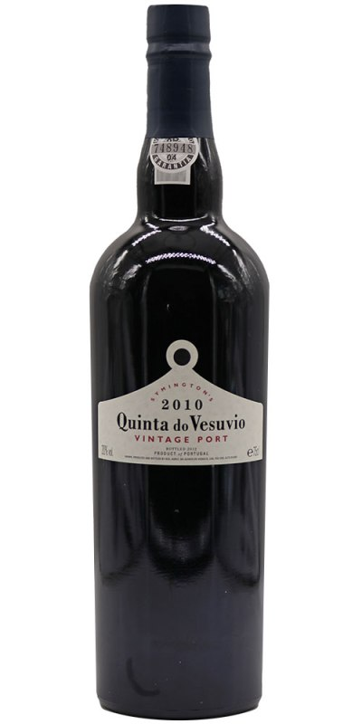 QUINTA DO VESUVIO VINTAGE PORT 2010
