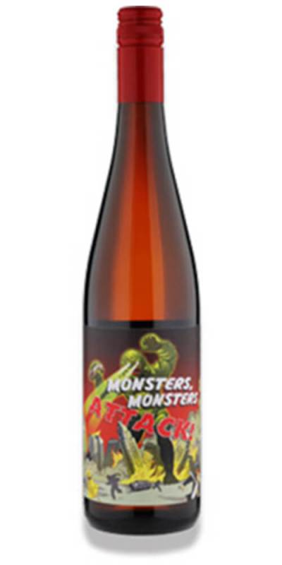 SYP Monsters Attack Riesling 2015