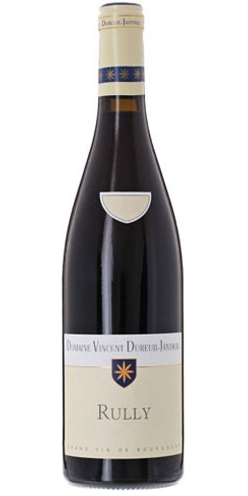 Vincent Dureuil-Janthial Rully Rouge 2015