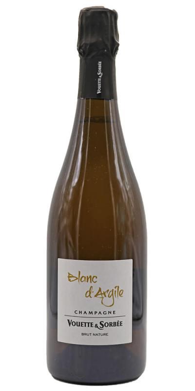 Vouette & Sorbee Blanc D'Argile Champagne NV