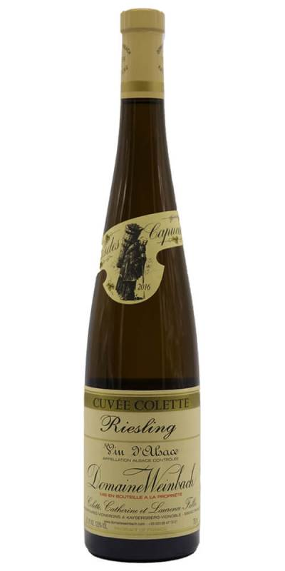 Weinbach Cuvee Colette Riesling 2016