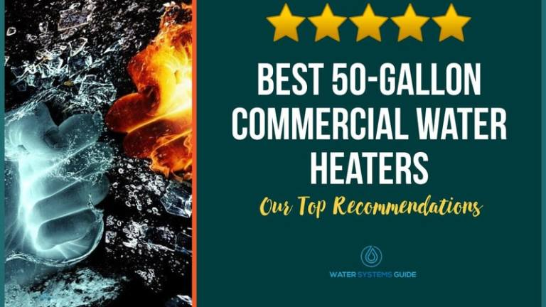 Best 50 Gallon Commercial Hot Water Heaters