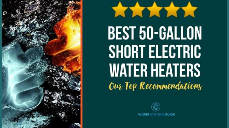 Best 50 Gallon Short Electric Water Heaters