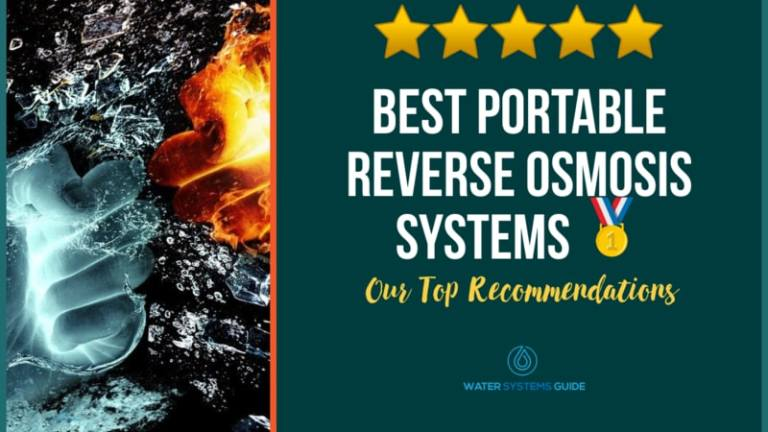 Best Portable Reverse Osmosis Systems