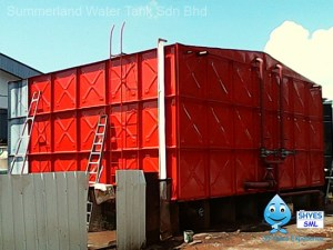 Water Tank Refurbishment Services