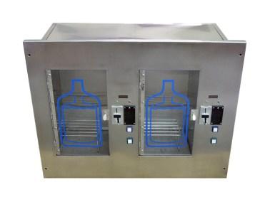 Dual Wall Mounted Water Vending Machine 5