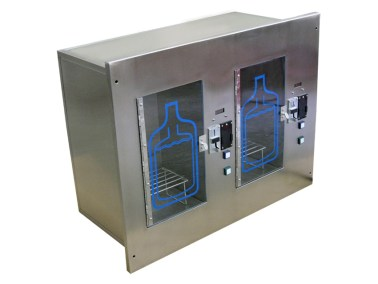 Dual Wall Mounted Water Vending Machine 2