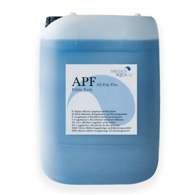 APF Best Coagulation Flocculation
