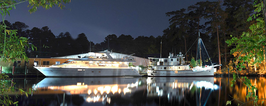 Atlantic Yacht Basin Inc Chesapeake VA Waterway