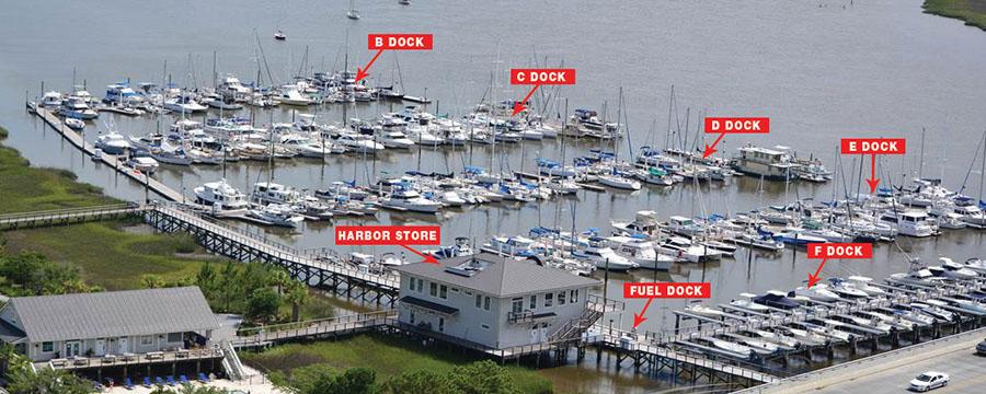 St Johns Yacht Harbor Charleston South Carolina SC