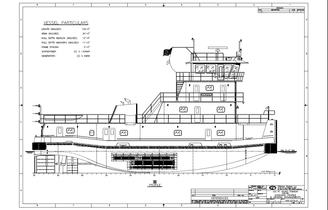 Enterprise Embarks On Towboat Barge Build Program