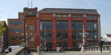 MIAT voorkant gebouw
