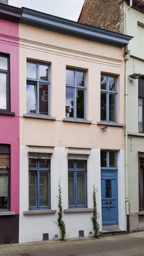 Sint-Katelijnestraat 3. Foto Michel Vuijlsteke; juni 2016