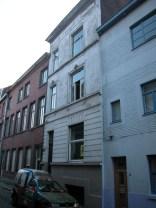 Baudelostraat 45. Foto: Dirk Boncquet, juni 2003.