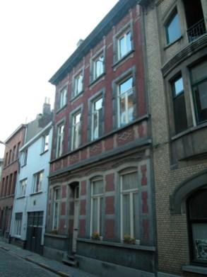 Baudelostraat 67. Foto: Dirk Boncquet, juni 2003.