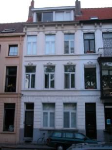 Baudelostraat 73. Foto: Dirk Boncquet, juni 2003.