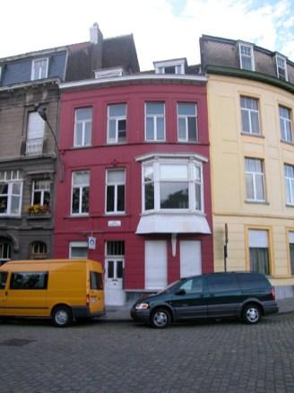 Baudelostraat 97. Foto: Dirk Boncquet, juni 2003.