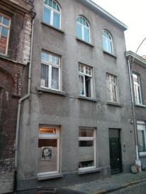 Gelukstraat 1-7. Foto: Dirk Boncquet, juni 2003.