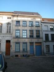 Gelukstraat 18. Foto: Dirk Boncquet, juni 2003.