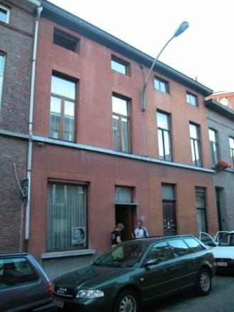 Gelukstraat 49-51. Foto: Dirk Boncquet, juni 2003.