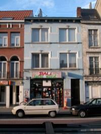 Ottogracht 32-36. Foto: Dirk Boncquet, juni 2003.