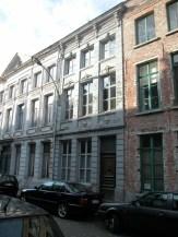 Sint-Katelijnestraat 24. Foto: Dirk Boncquet, juni 2003.