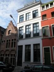 Sint-Katelijnestraat 6. Foto: Dirk Boncquet, juni 2003.