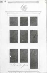 1795 - voorgevel - vierde kwart achttiende eeuw - SAG 535-285/19 (1795). Beeld: Stadsarchief Gent, opname: 1995