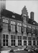 achtergevel huis de Pelikaan 1942
