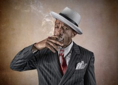 Cigar Face_Commended by Lloyd Moore