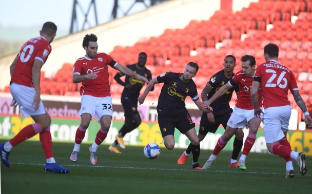 Match Report: Barnsley 1-0 Watford - Watford FC
