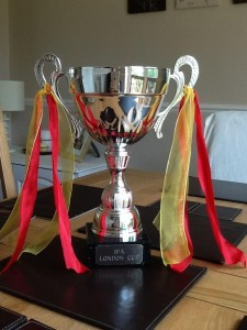 The IFA London Cup 2013