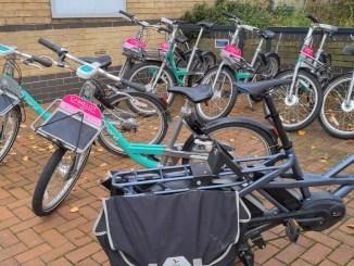 Bikes, electric, watford, cycle, transport,