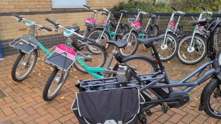 Cycle Hubs in Watford – Beryl Bikes