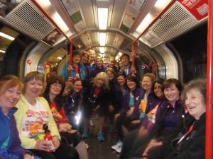 The watford running sisters on the move