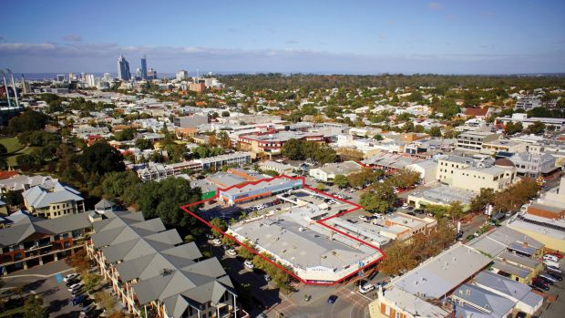 The sale of the former Subiaco Pavilion Markets site could trigger new interest in the suburb.