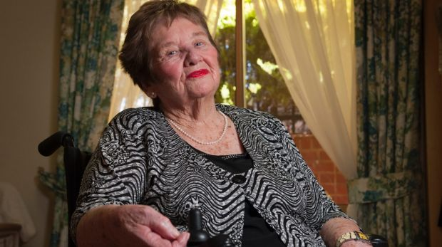 Ronda Gordon, who suffers from a non-progressive motor neurone disease, has been denied Medicare-funded psychology ...
