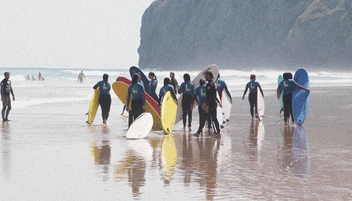 Surf Camp Menores
