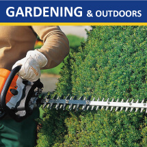 Gardening & Outdoors